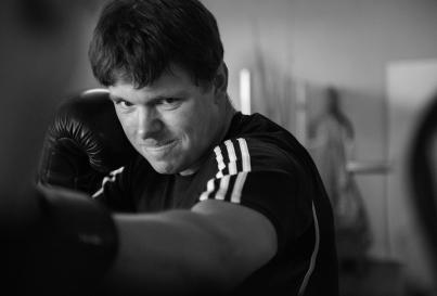 Boks Programma: intensieve bokstraining