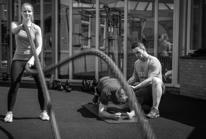 Duo-FIT Programma: training voor twee (of drie)